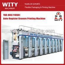 Automatische Anmeldung Gravure Press