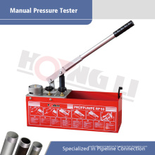 Pompe de test de pression d'eau manuelle RP50