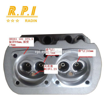 Aftermarket Engine Cylinder Head for VW Beetle OE NO. 041 101 375.5, 041 101 375B