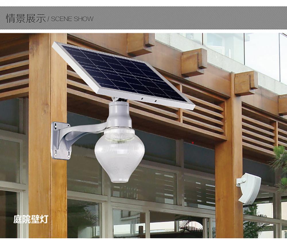 LED Garden Light of Solar Powered