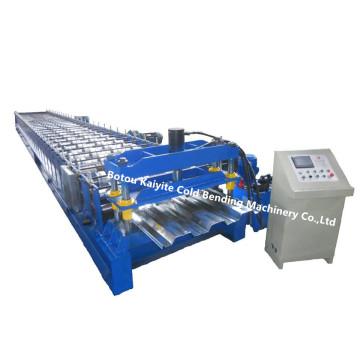 Stahlkonstruktion galvanisierte Boden-Plattform-Rolle, die Maschine bildet