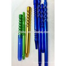 silício de mangueira do cachimbo de água siicon mangueira flexível do cachimbo de água da mangueira 8mm