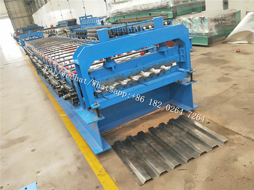 High Quility Steel Floor Decking Roll Forming Machinery