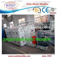 WEIER Single screw extruder machine line
