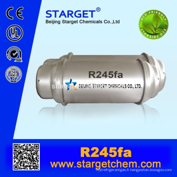 Fluide frigorigène à agent de soufflage à mousse préféré R245Fa