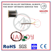 Section transversale 0.5mm2 Type K Alloy Wire