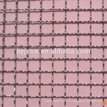 316 Fenda de malha soldada / malha de arame de solda quadrada / malha de solda