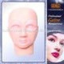 Permanente Make-up-Praxis Kopf