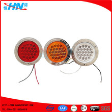 Stop Turn Tail Signal Lights 5.5 Inch 24 LED