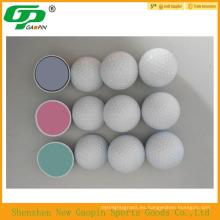 China 3 pedazos a granel emparejan / la pelota de golf del torneo, venta caliente, alta calidad