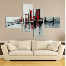 Modern Canvas Abstract Art Painting