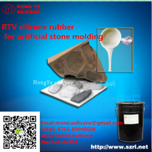 RTV silicone rubber for artificial stone molding
