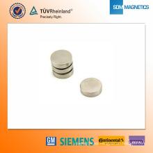 Imán de neodimio N35 D15 * 4 mm
