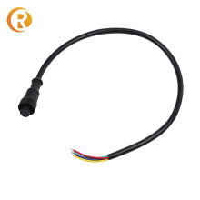New Products in China Market Waterproof Cable Connector European ac dc Power Cable for Electronic Products