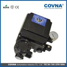 COVNA eletro posicionador de válvula pneumático com material de PVC