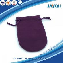 Fine Double Drawstring Bag Microfiber Jewel Bag