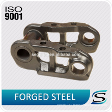 Mini Excavator Track Chain Track Link Assy