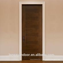 5% de réduction ce mois-ci pour les designs modernes de portes en bois, les designs modernes des portes d'entrée