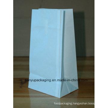 No Printing White Kraft Paper Air Sickness Bag
