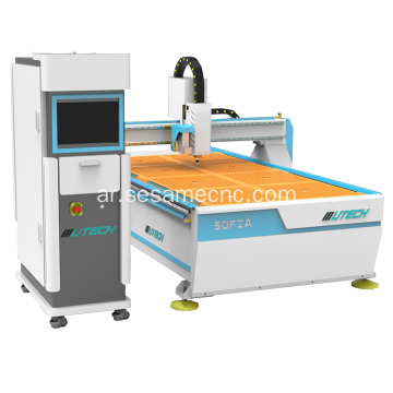 Felt Pads Oscillating Knife Cutting Machine for Tablecloths