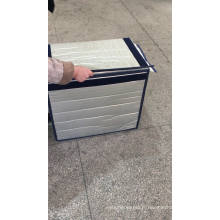 Glacière isotherme multifonction pliante portable