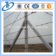 Security Galvanized Barbed Wire Used For Sale Made in Anping (China Supplier)