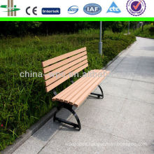 wpc outdoor landscape bench