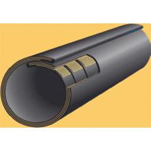 Banda transportadora de goma tubo