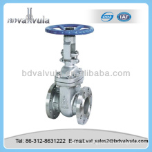 ANSI stem gate valve manufacturer gate valve dn100