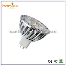 3W MR16 Die-cast aluminium LED Spotligt