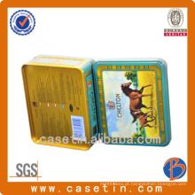 Estojo de biscoito personalizado do fornecedor chinês