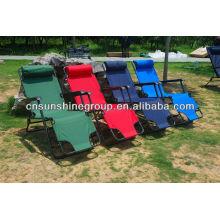 Cadeira de gravidade zero, lazer dobrável cadeira reclinável