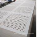 Pánel de yeso impermeable / Pánel de yeso perforado acústico / Pánel de yeso impermeable de la mampostería seca
