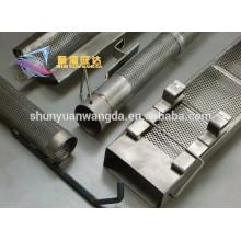 0.4mm гальванизированная анодная титановая корзина