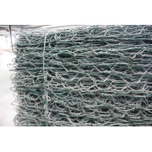 Caja de Gabion 2mx1mx1m 270g Zinc Hot Dipped Gavalnized Wire