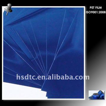 Película de metalizado Blue Film Metallized Polyester Film