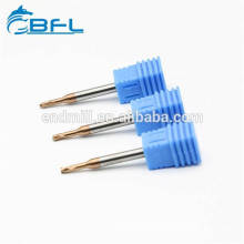 BFL Solid Carbide 2 Flute Long Neck Short Flute Square End Mill Milling Cutters