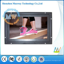 7 inch digital signage open frame lcd advertising player