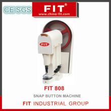Fit808 botón conectar la máquina de coser