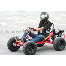 200cc 6.5HP air cooled 4 stroke go kart (LZG200E)