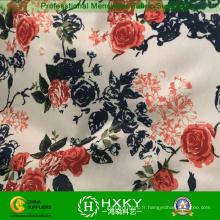 Tissu Imprimé Tissu pour Femmes Robes Longues