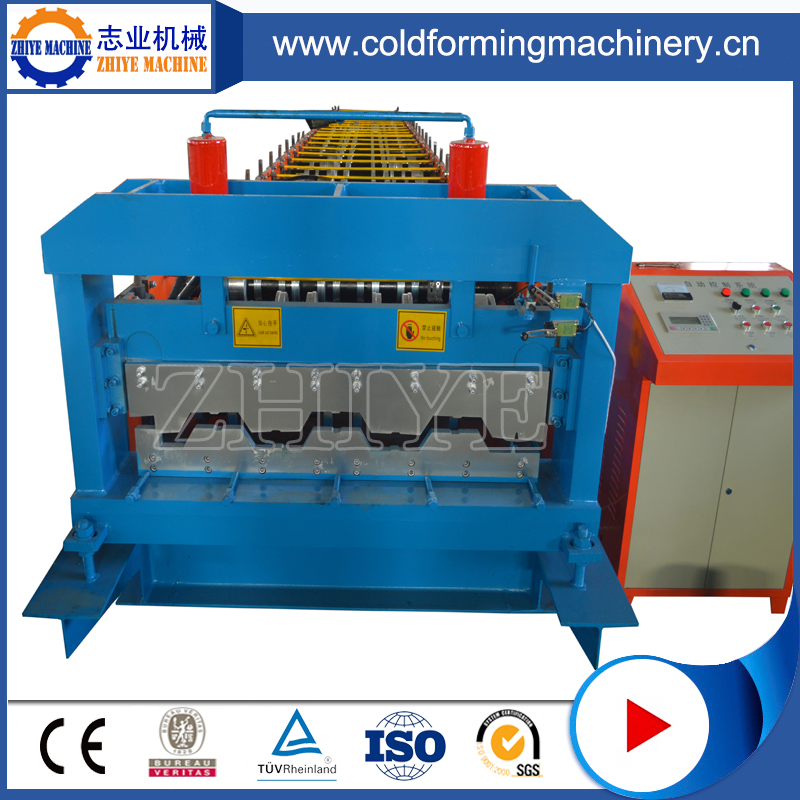 Metal Sheet High Quility Steel Floor Decking Roll Forming Machinery