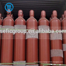 CGA 200 Small size 2L 4L C2H2 acetylene gas cylinder