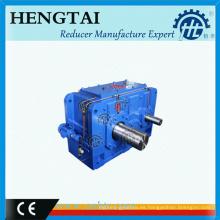 Caja de engranajes helicoidales serie Hh con reducción 1-4 para trituradoras
