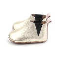 Soft Sole High Heel Walking Shoes Baby Boots