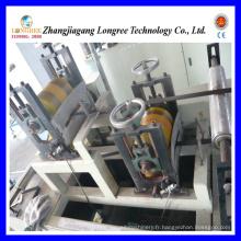 Ligne de Extruion de bande de bordure de PVC de 0.4-2.0mm avec le support technique et la formulation