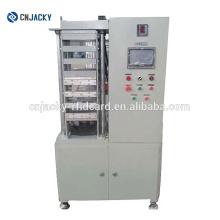 Laminador de cartão inteligente CNJ-A4Y 230 * 315 (controlado por PLC, 1 torre, 3 arrefecimento + 3 aberturas quentes)