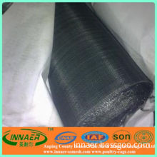 Black Woven Mesh/ Galvanized Woven Mesh/ Black Wire Cloth
