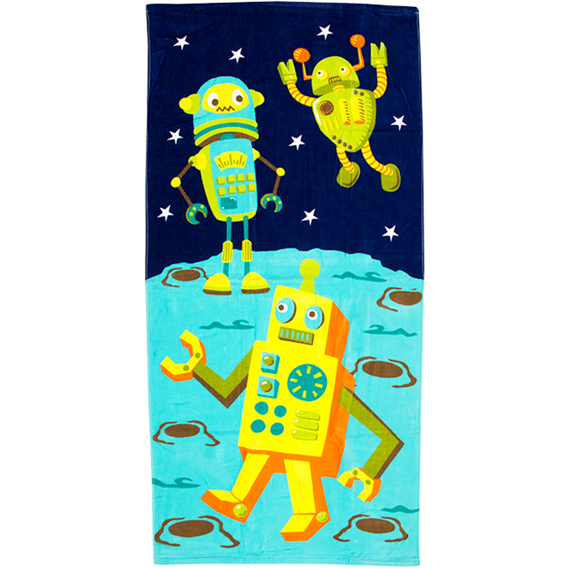 Rectangular Beach Towel