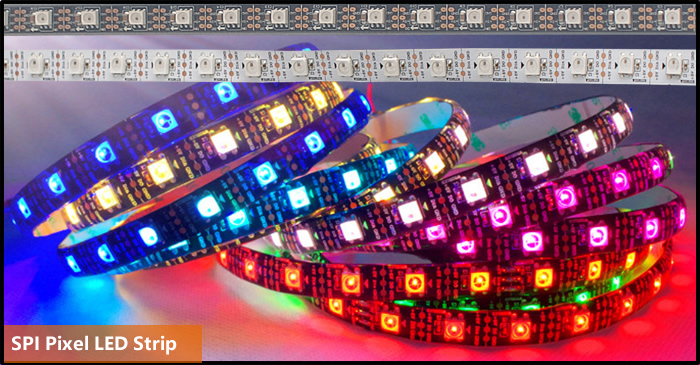 Pixel LED Strip 03